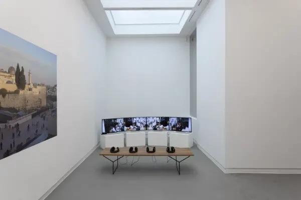 THEATRE DREAMS OF A BEAUTIFUL AFTERNOON, Meiro Koizumi, Ryan Gander, Yael Bartana,