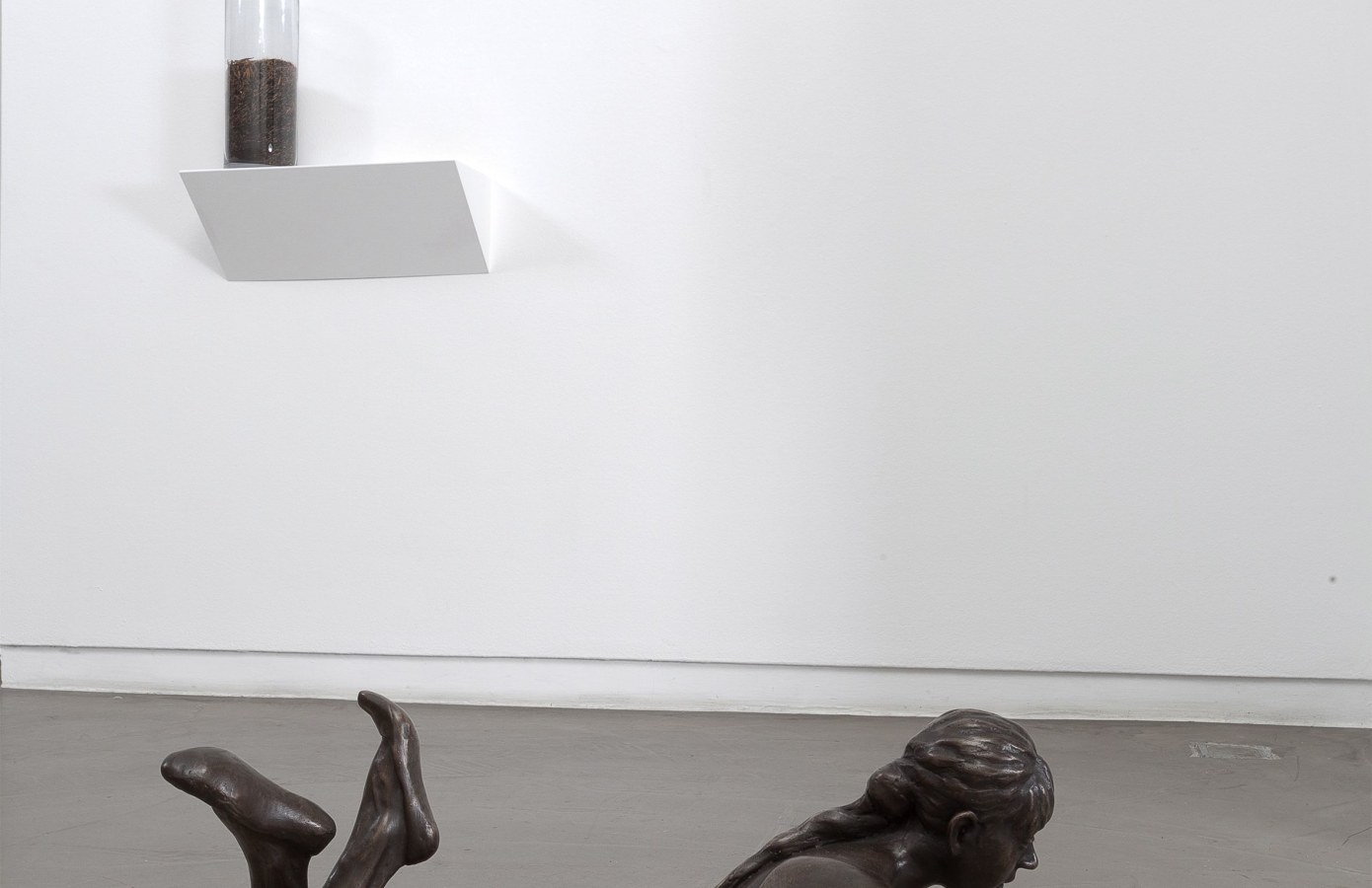 Now there's not enough of it to go around, Ryan Gander,