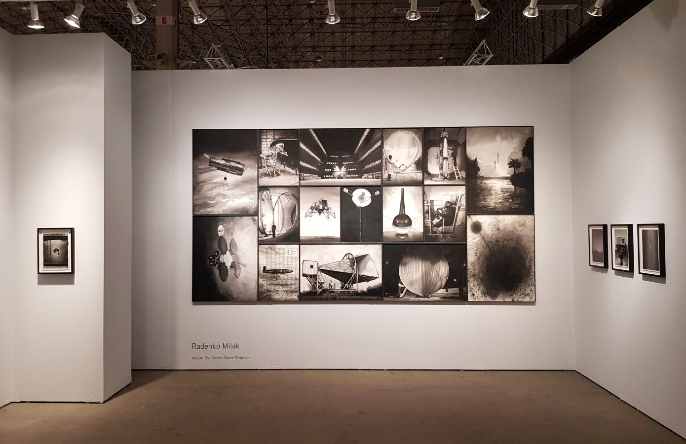 Expo CHICAGO Art Fair, Radenko Milak,