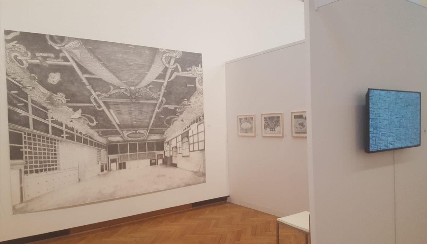 Art on Paper Brussels 2019, Robbie Cornelissen,