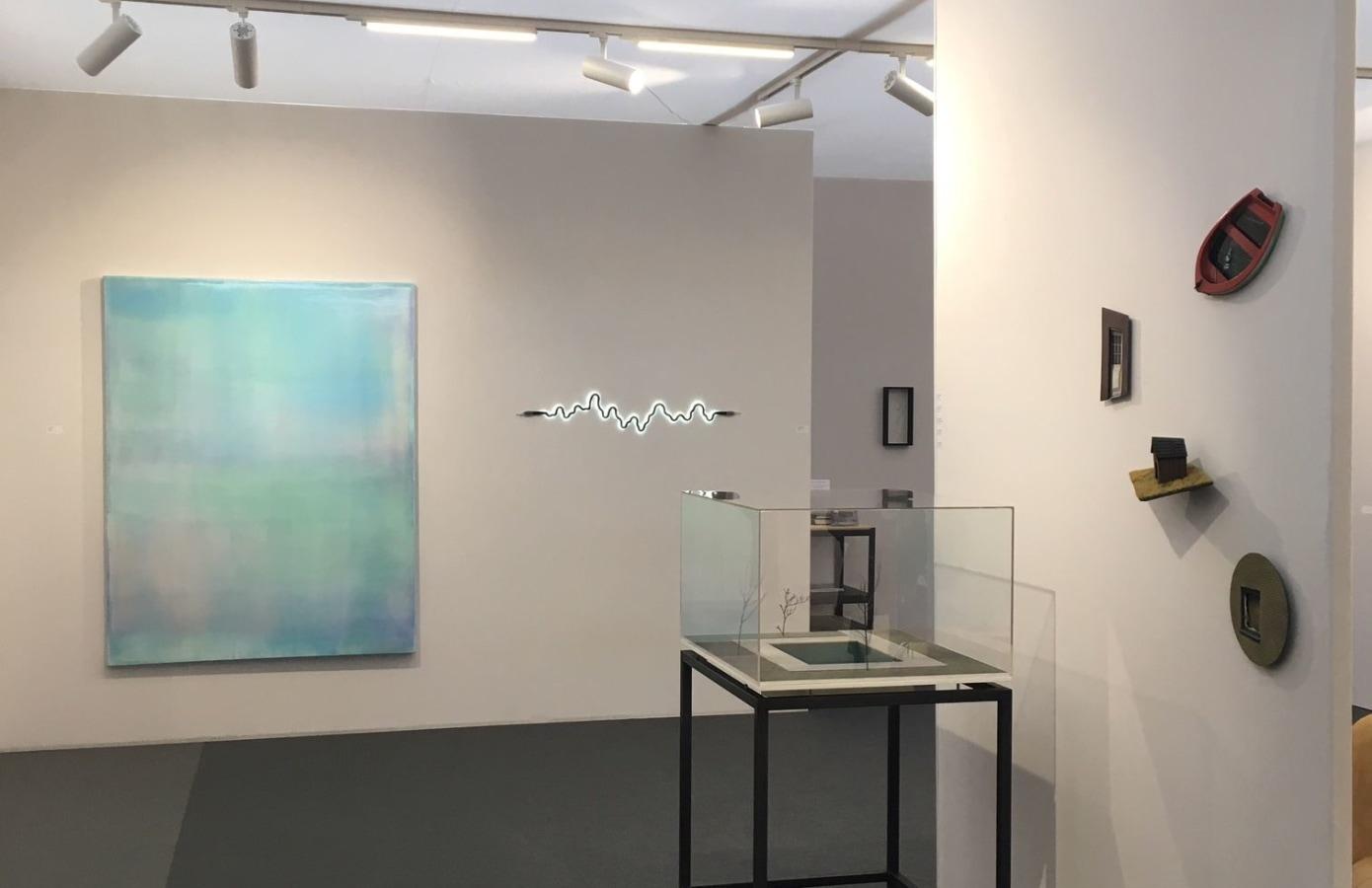 Galerie van den Berge @ PAN Amsterdam, Ingrid van der Hoeven, Jus Juchtmans, Dave Meijer, Jan van Munster, P.B. Van Rossem, Maurice van Tellingen,