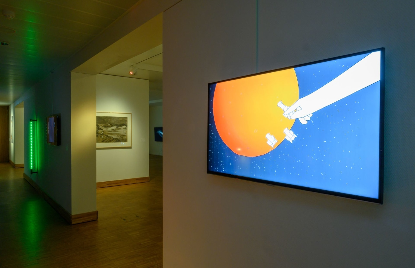 ONE WAY TICKET TO MARS, Tomas Schats,