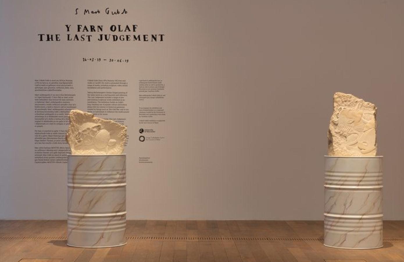 Art Rotterdam 2020, Edward Clydesdale Thomson, Mark Gubb,