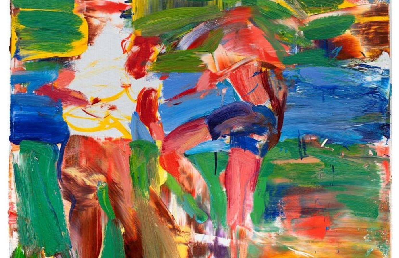 Art Rotterdam 2020, Rao Fu, Dimitar Genchev, Sebastian Hosu, Johan de Wit,