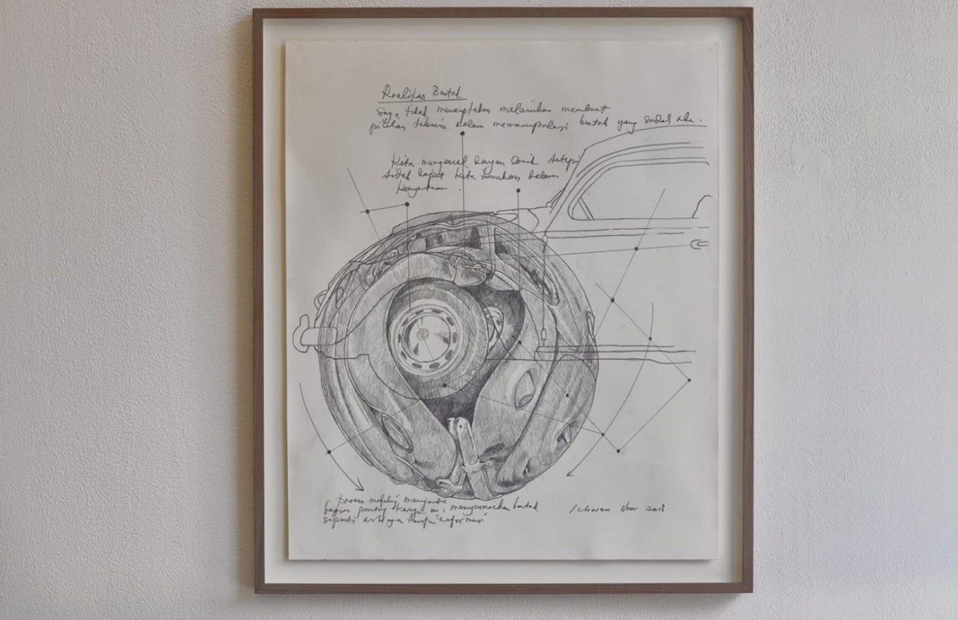Beetle Sphere, Ichwan Noor,