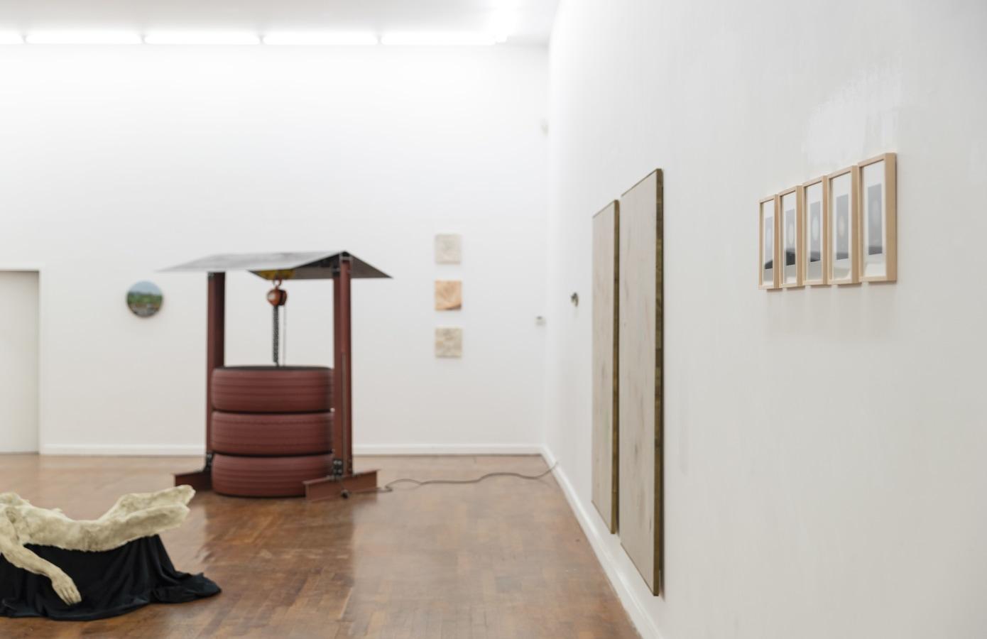 Art Rotterdam 2020, Quinten Ingelaere, Marco De Sanctis,