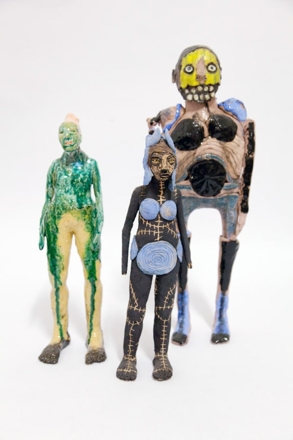 Freaks und Strangers, Juliane Hundertmark, Susanne Ring,