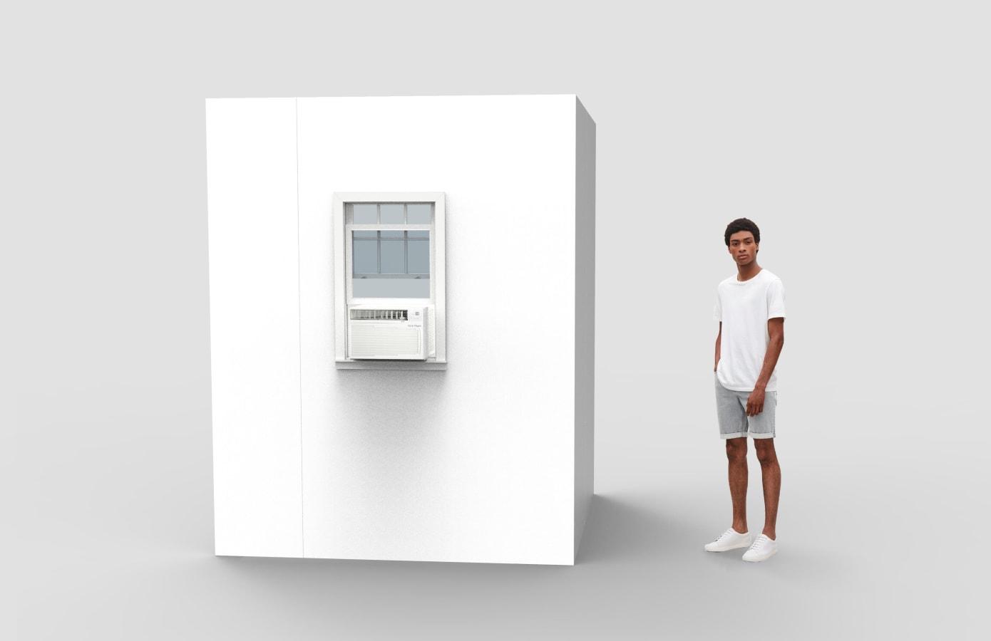Art Rotterdam 2020, Philip Akkerman, Casper Braat, Erik de Bree, Popel Coumou, Thijs Zweers,