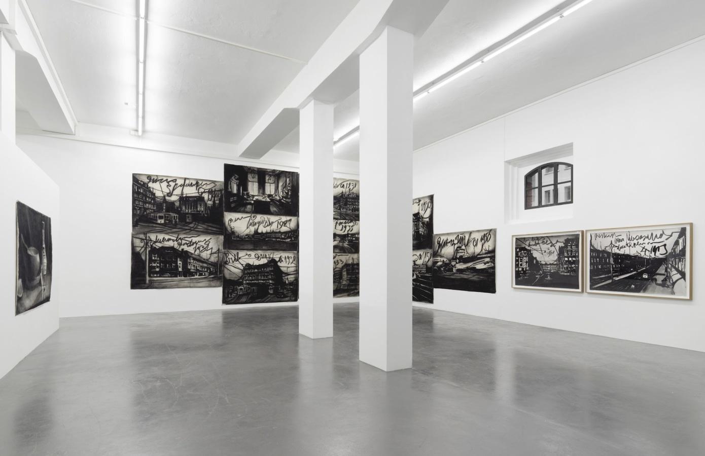 Art Rotterdam 2020, Sander van Deurzen, Marcel van Eeden, Bob Eikelboom, Tenki Hiramatsu, Annaïk Lou Pitteloud,