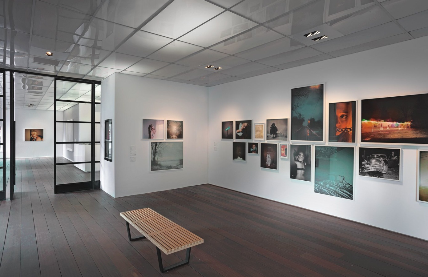 Selections From A Survey: 'Khrystyna's World', Todd Hido,