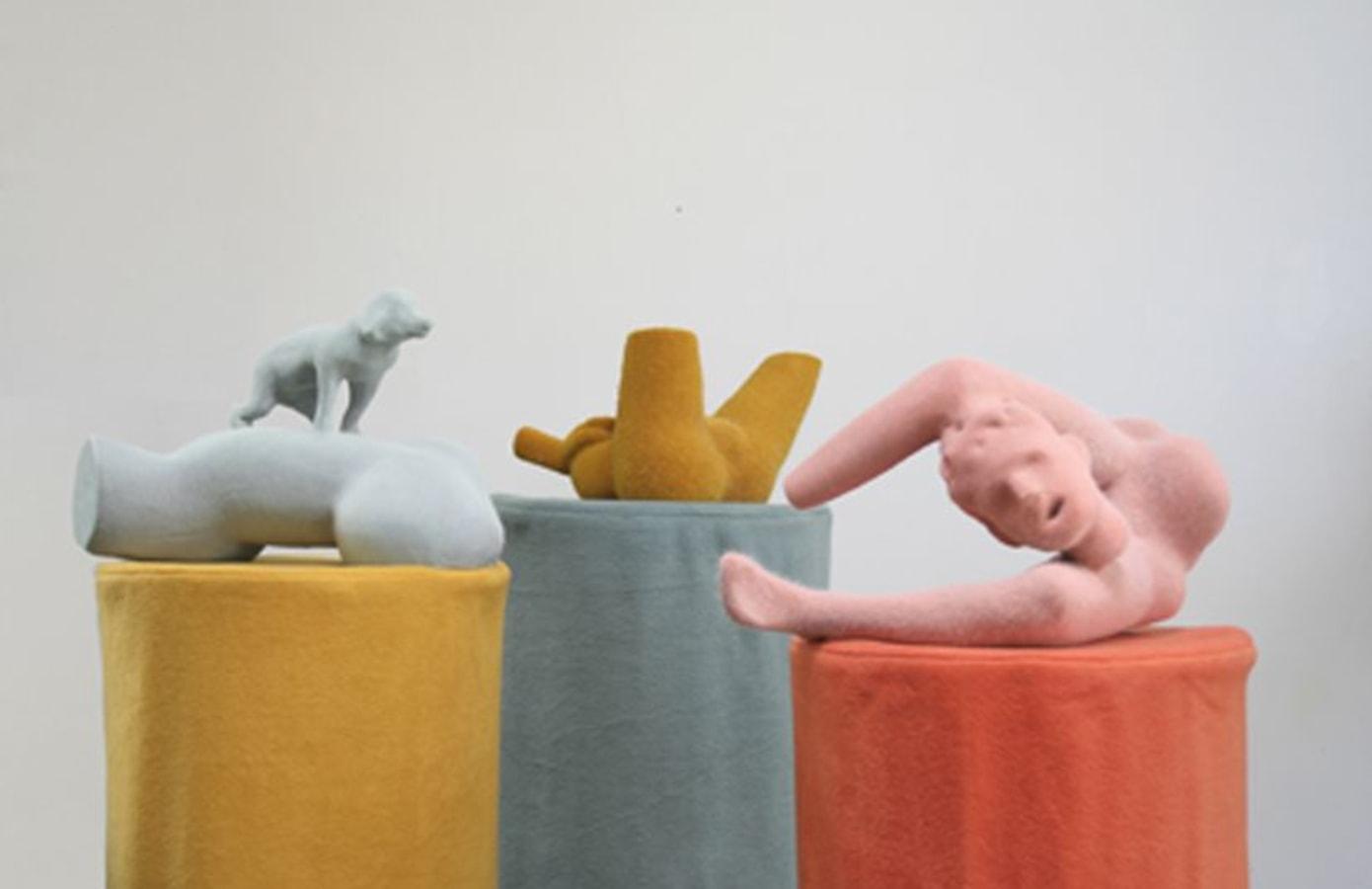 Art Rotterdam 2020, Anastasia Bay, Anton Cotteleer, Hadassah Emmerich, Nancy Moreno, Warre Mulder, Simona Mihaela Stoia,
