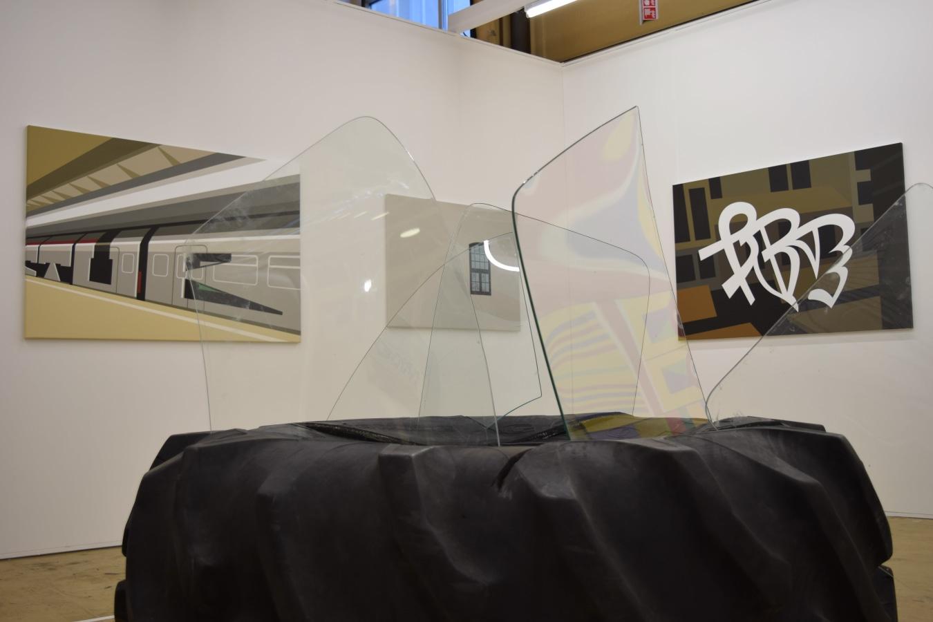 Art Rotterdam | 2020, Ronald de Bloeme, Marinus Boezem, Jurriaan Molenaar, Carel Visser,