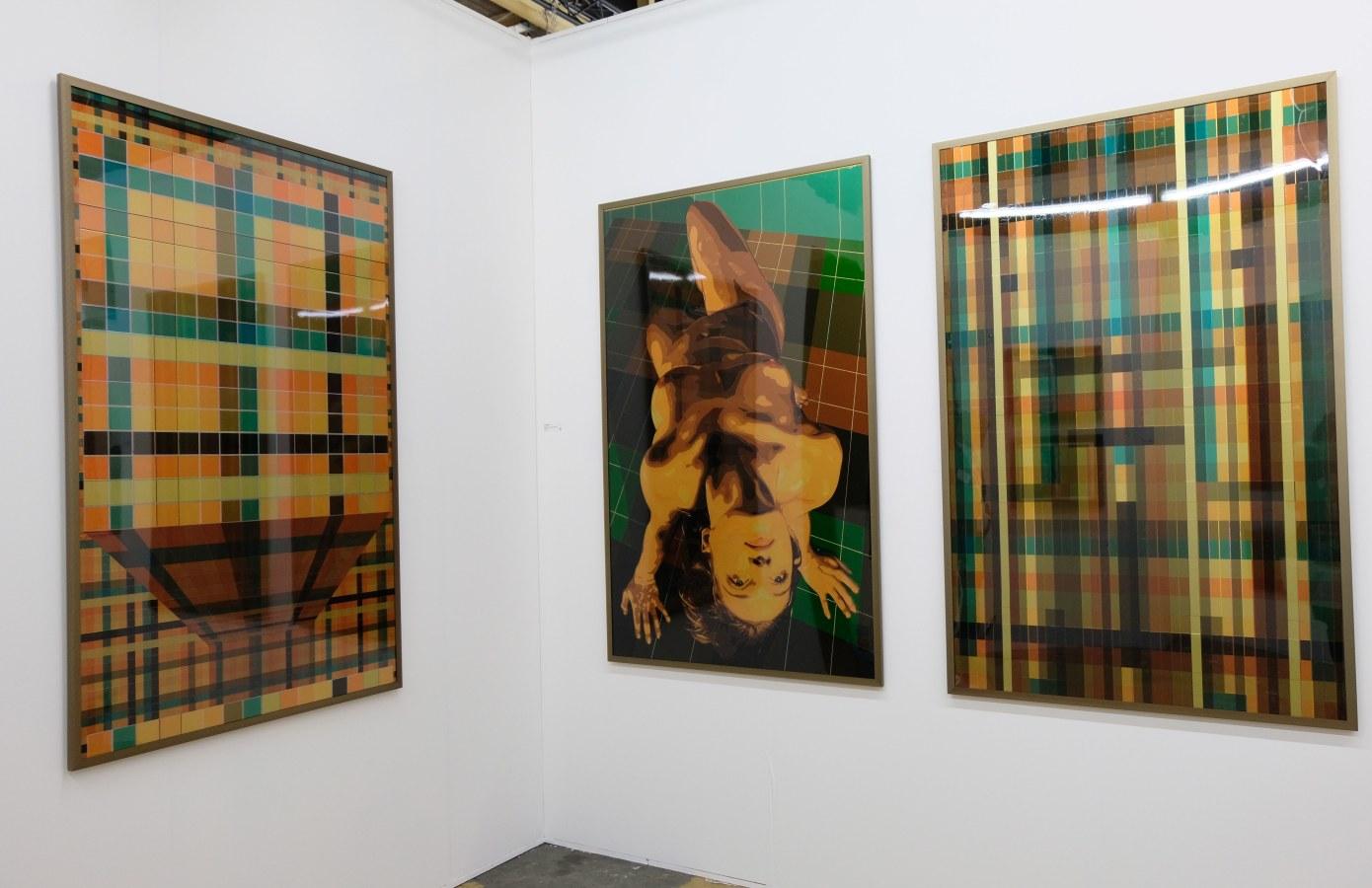 Art Rotterdam 2020, Daniel Mullen, Mike Ottink, Erik Sep, Tom Woestenborghs,