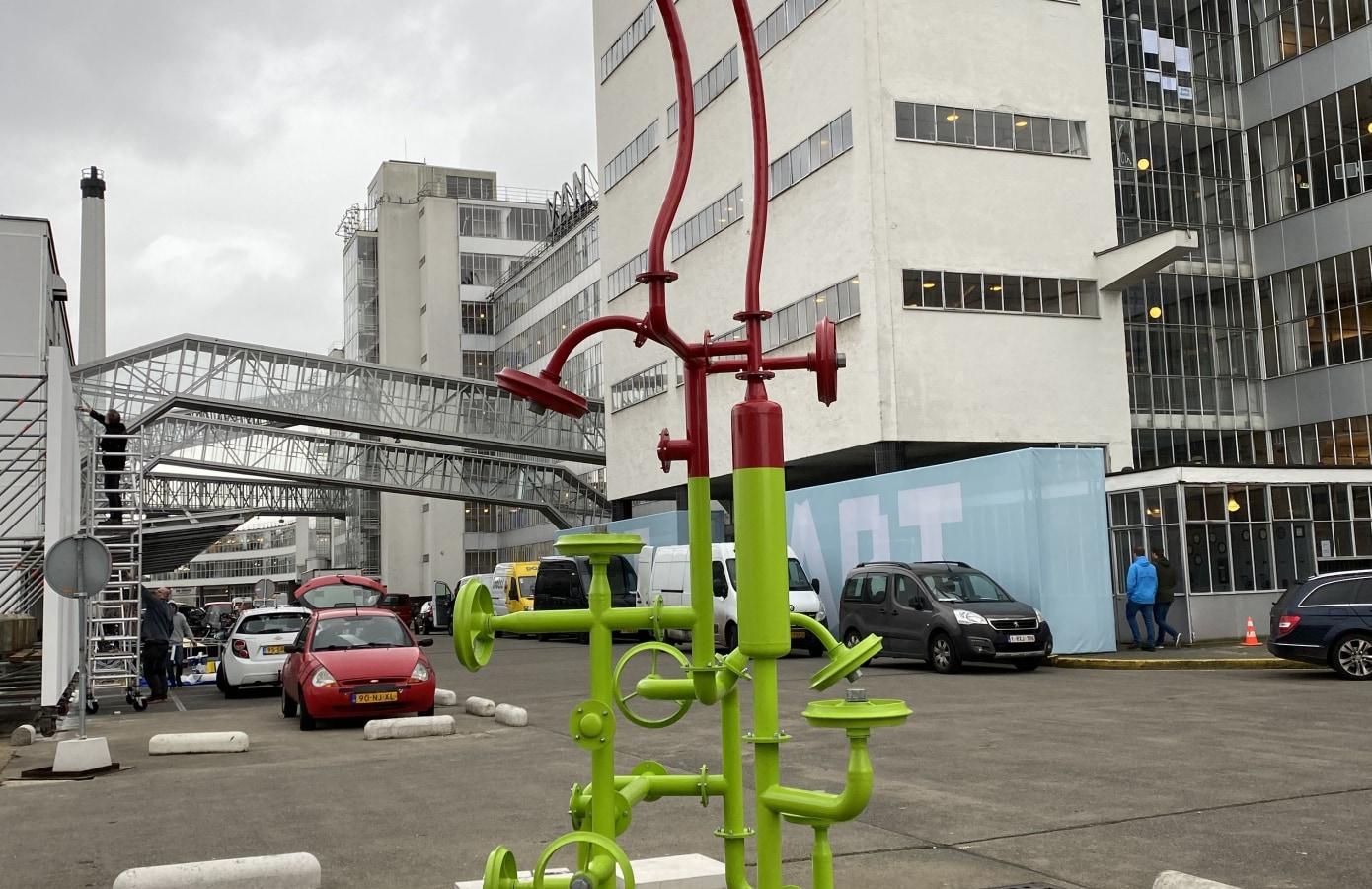 Art Rotterdam 2020, Willem Harbers, Marinke van Zandwijk,