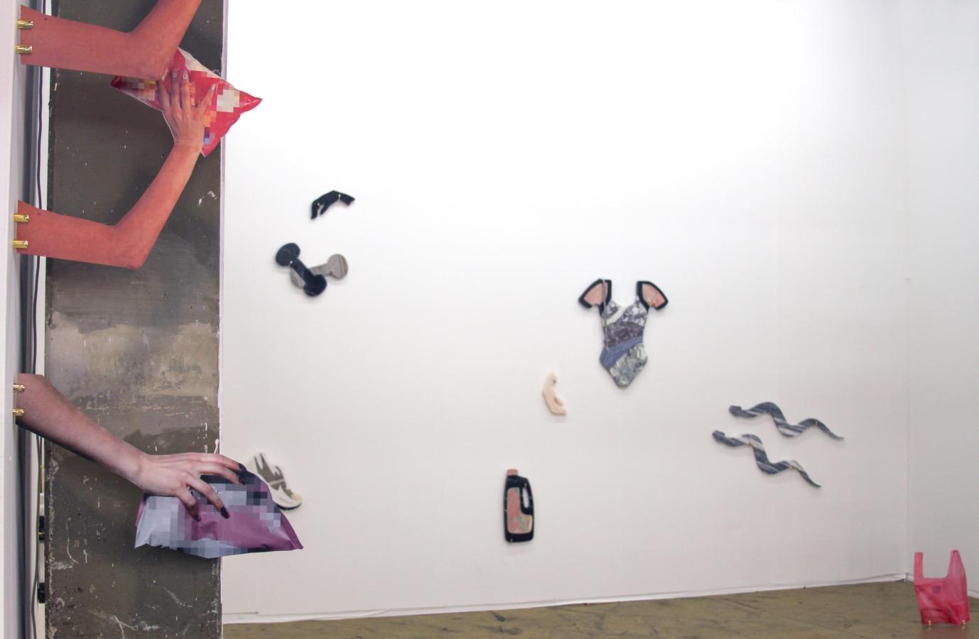 Art Rotterdam 2020, Evi Kalogiropoulou,