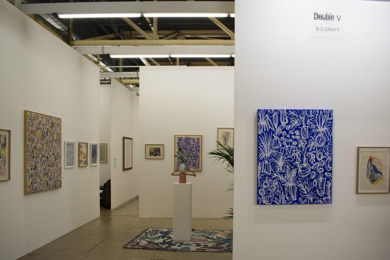 Art Rotterdam 2020, B.D. Graft,