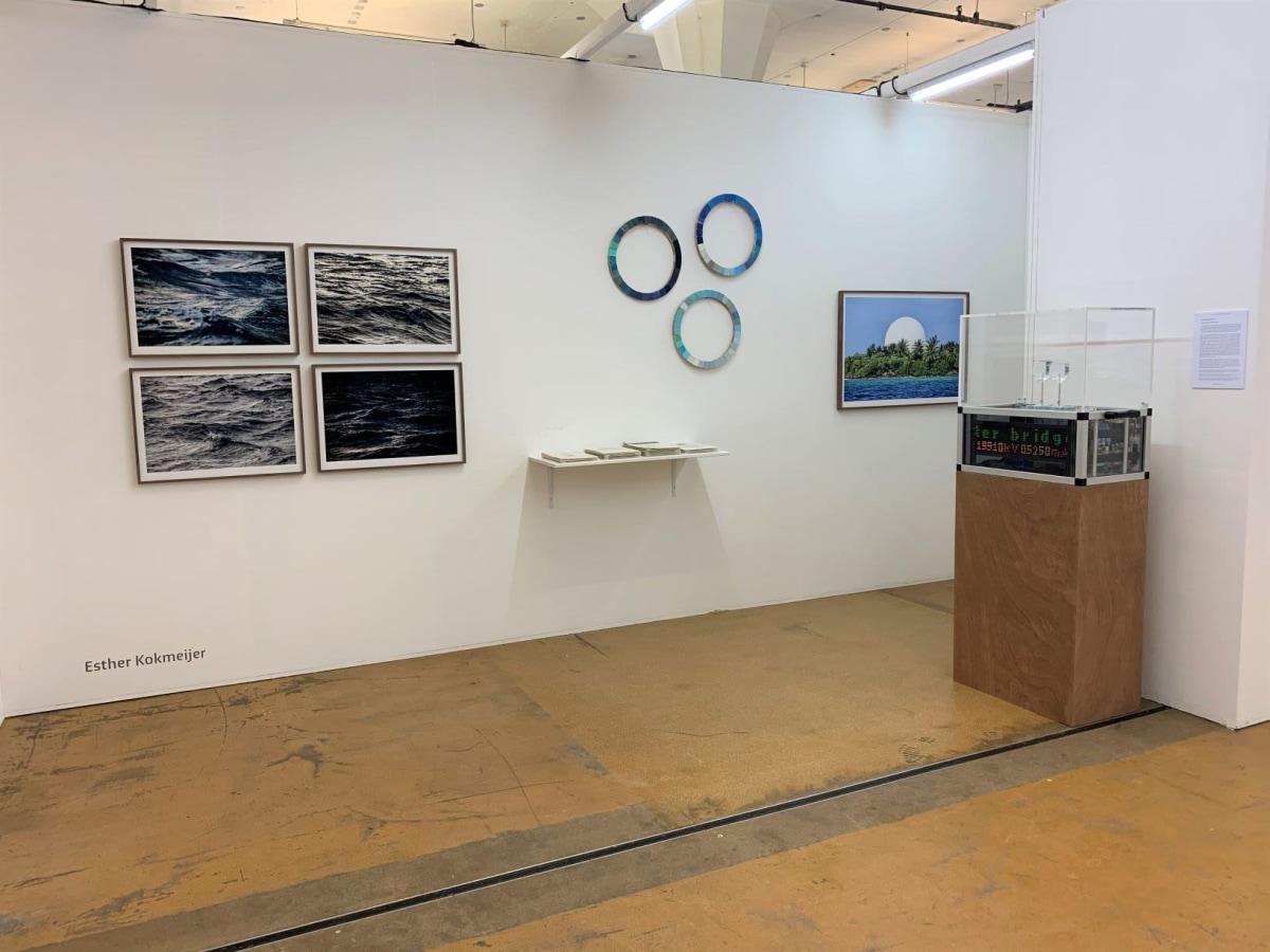 Art Rotterdam 2020, Anouk Griffioen, Esther Kokmeijer, Natascha Libbert, Roosmarijn Pallandt,