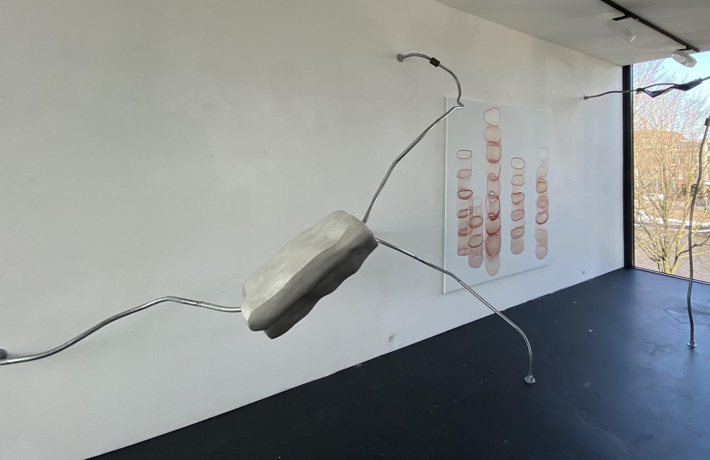 Fragmenten van Ritme, Lisa Sebestikova, Romee van Oers,