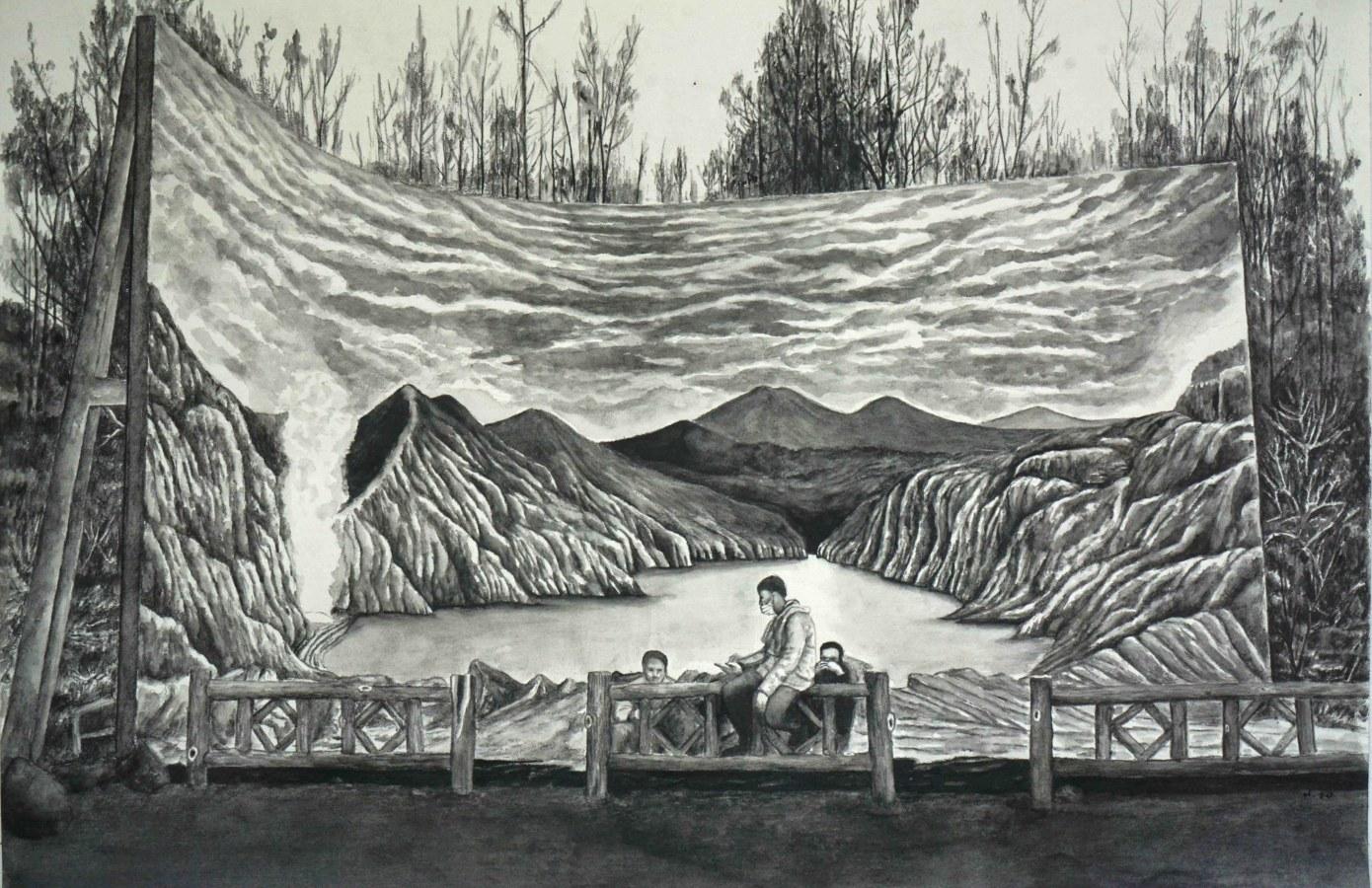 Seruan Alam - 'Exclamation of nature', Maryanto,
