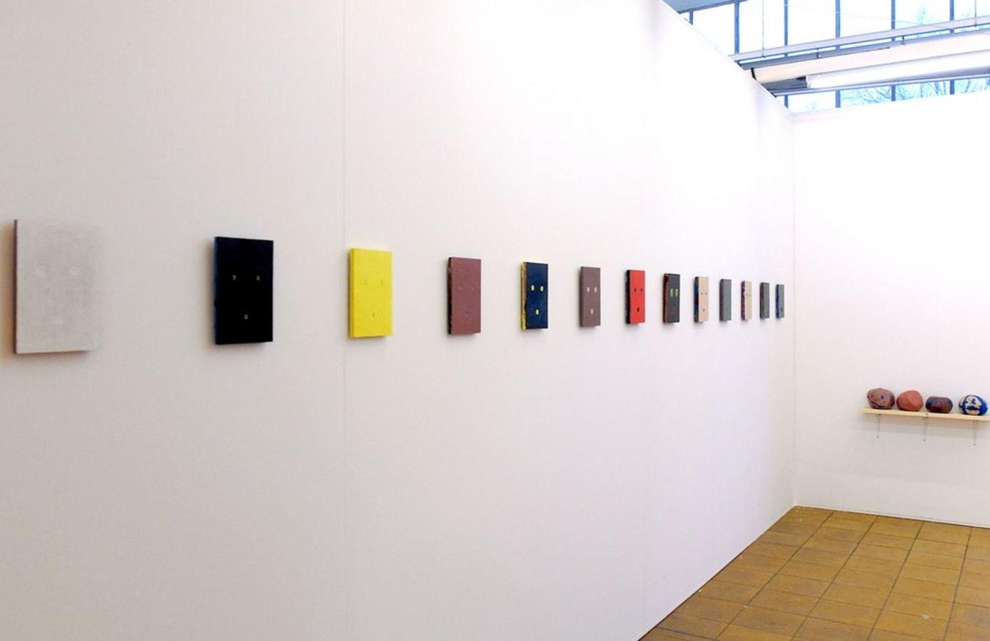 Art Rotterdam 2020, Amparo Sard, Simon Benson, Stefan Gritsch,