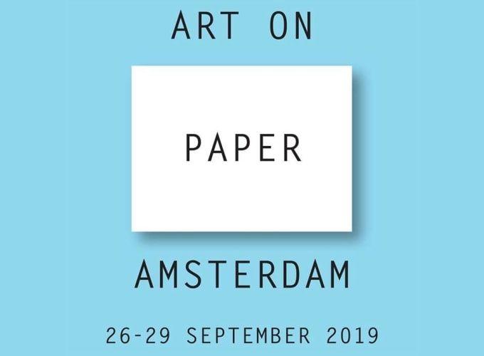 Art On Paper, Sigrid van Woudenberg, Zaida Oenema, Romy Muijrers,