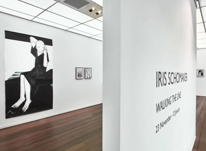Iris Schomaker   Walking the Line, Iris Schomaker,