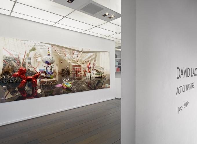 David LaChapelle | Act of Nature, David LaChapelle,