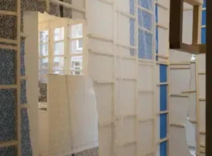 Solo exhibition, Erik van Lieshout,