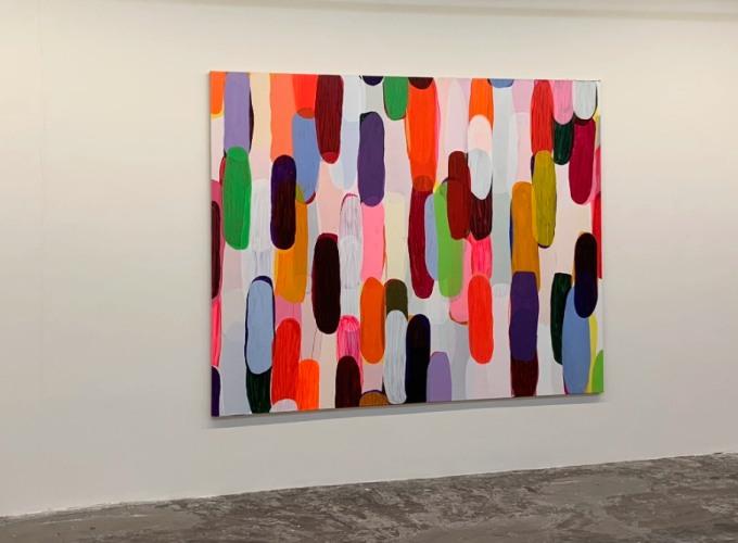 Art The Hague 2019, D.D. Trans, Ien Lucas, Warffemius, Frank Halmans, Hieke Luik, Geert Baas,