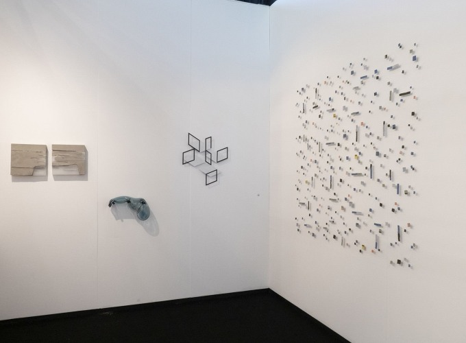 Kunstrai Art Amsterdam, Marian Bijlenga, Willem Harbers, Marja Kennis, Leon van Opstal, Kees de Vries, Christophoros Doulgeris,