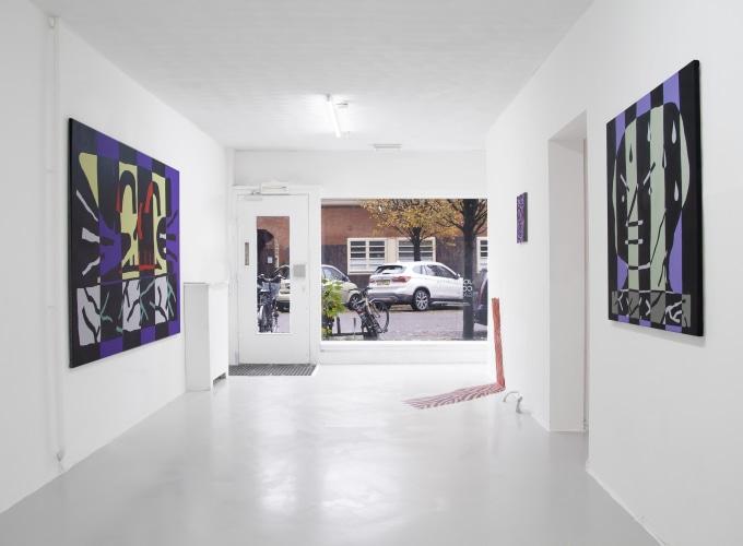 'In Between'  Opening Saturday 26 October, Jim Mooijekind, Bonnita Postma, Paul Tegenbosch,