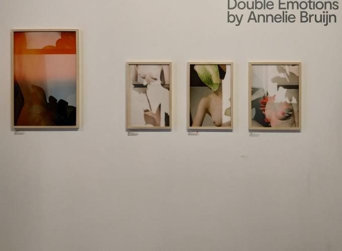 Licht Gevoelig, Double Emotions, Annelie Bruijn,