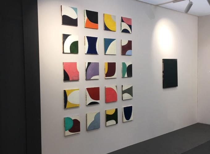 Galerie van den Berge @ PAN Amsterdam, P.B. Van Rossem, Maurice van Tellingen, Jan van Munster, Dave Meijer, Jus Juchtmans, Ingrid van der Hoeven,