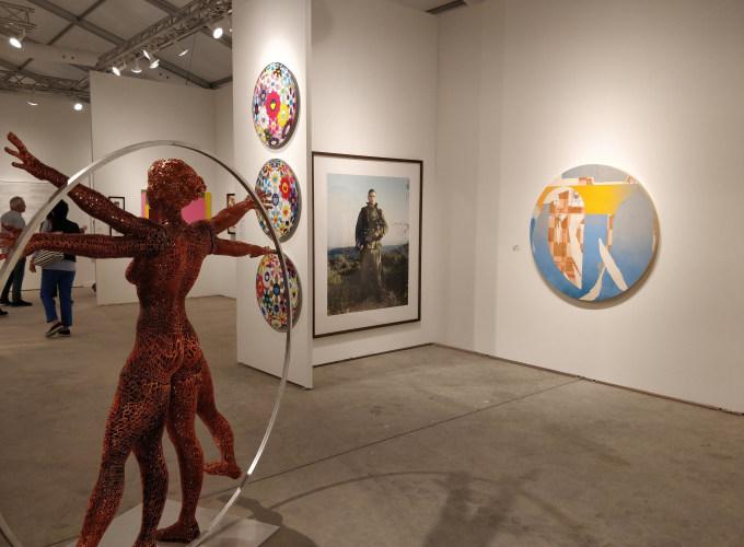 Art Miami 2019, Terry Rodgers, Ashley Zelinskie, Erik de Bree,