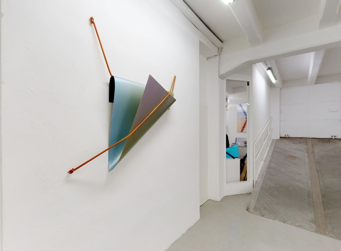 Art Rotterdam 2020, Paolo Cavinato, Inma Femenia, Hiva Alizadeh, Leonardo Ulian,