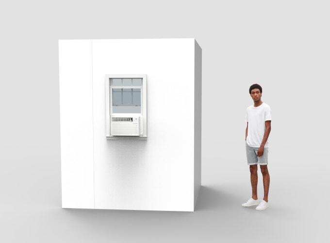 Art Rotterdam 2020, Philip Akkerman, Casper Braat, Popel Coumou, Thijs Zweers, Erik de Bree,