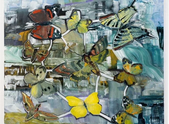 Art Rotterdam 2020, Koen Delaere, Janine van Oene, Koen Doodeman, Damien Cadio, Johan Tahon, Henk Stallinga, Marjolijn de Wit,