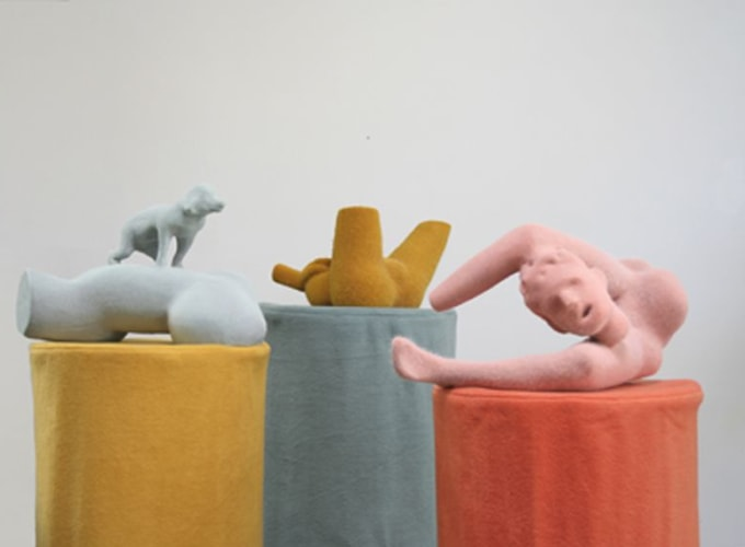 Art Rotterdam 2020, Anton Cotteleer, Nancy Moreno, Anastasia Bay, Hadassah Emmerich, Simona Mihaela Stoia, Warre Mulder,