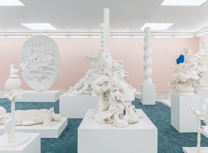 Art Rotterdam 2020, Nadia Naveau,