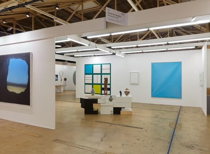 Art Rotterdam 2020, Ron van der Ende, Geert Mul, Levi van Veluw, Remy Jungerman, Lieven Hendriks, Bouke de Vries, Kendell Geers, Hans Op de Beeck, Boris Tellegen,