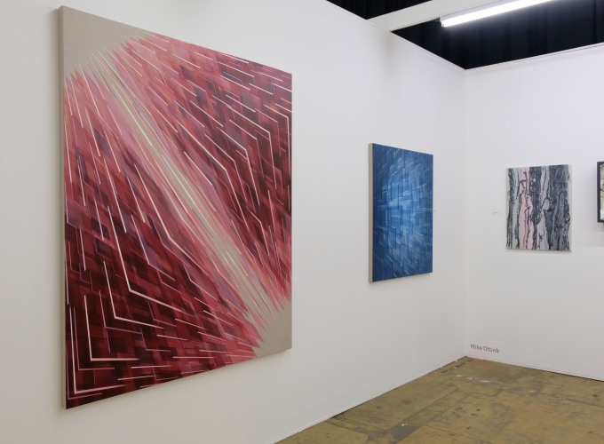 Art Rotterdam 2020, Tom Woestenborghs, Erik Sep, Mike Ottink, Daniel Mullen,