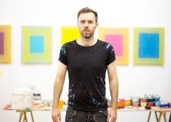 Daniel Mullen, Frank Taal Galerie