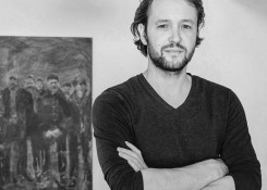 Pieter Jan Martyn, Frank Taal Galerie