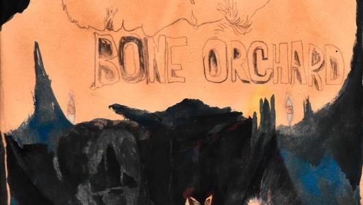 Bone Orchard, Anders Dickson, Annet Gelink Gallery