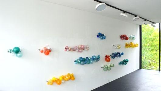 Zomerbellen, Marinke van Zandwijk, Galerie Franzis Engels