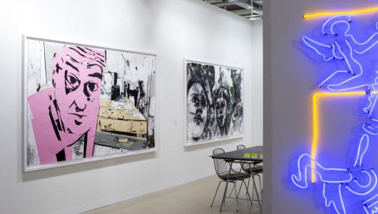 Art Basel 2019, Erik van Lieshout, Annet Gelink Gallery