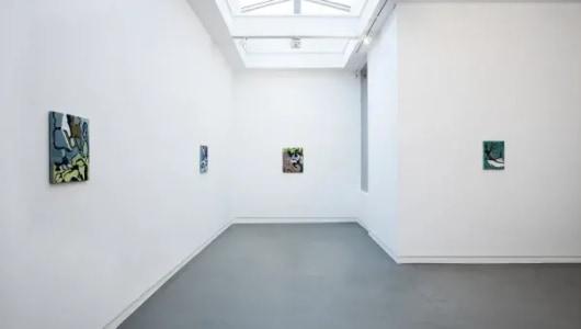 SI TU SORS, JE SORS, Rezi van Lankveld, Annet Gelink Gallery