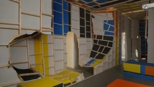 Solo exhibition, Erik van Lieshout, Annet Gelink Gallery