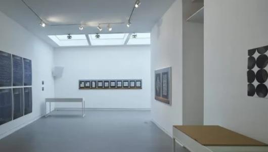 Blue, turning grey over you, Johannes Schwartz, Annet Gelink Gallery