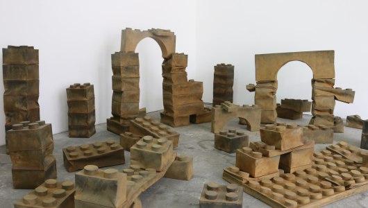 Solid Air, Johan de Wit, Rutger Brandt Gallery